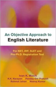 an objective approach to english literature for net jrf slet and original imafy2nx5e2kdene